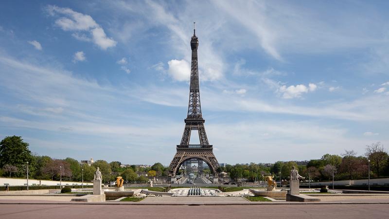 Covid Diaries : paysages dans Paris confiné, par Alexis Paoli