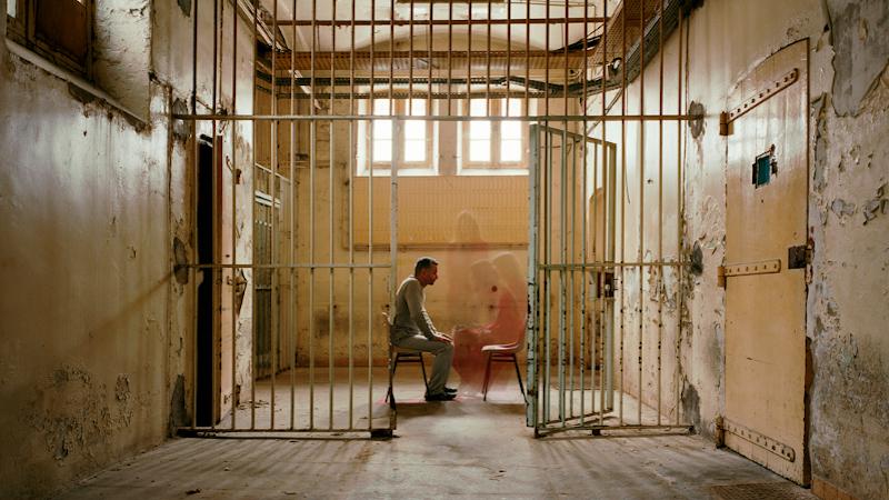 Estelle Lagarde confinée en maison d'arrêt