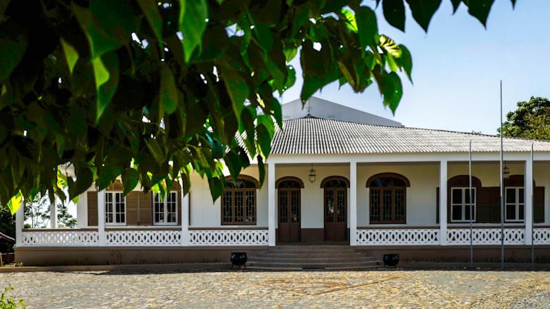 A Principe, Roça Sundy : une plantation de cacao restaurée par DL2A