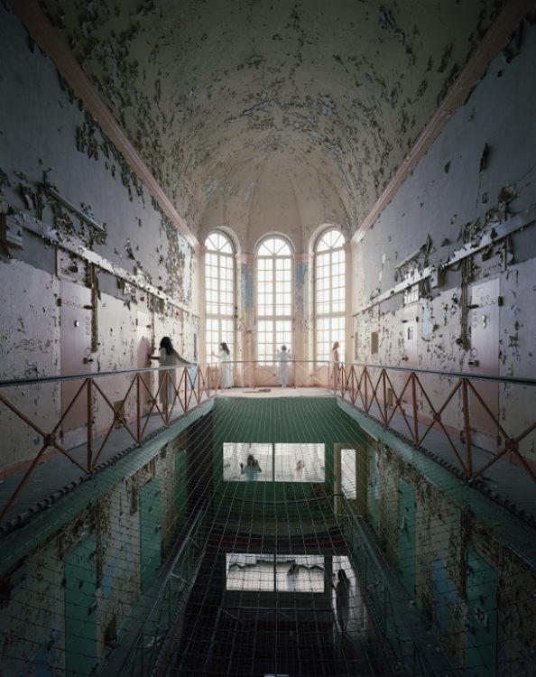 Prison Quartier des femmes Estelle Lagarde