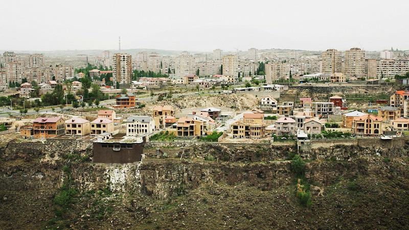 Ecoumène – Erevan, Arménie. D'une crise l'autre, par Takuji Shimmura