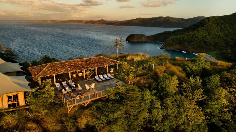 Au Costa Rica, selon AW², luxe et écologie sont des mots qui vont bien ensemble