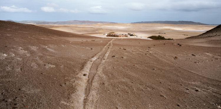 Barclay Crouse. Paracas. Peru