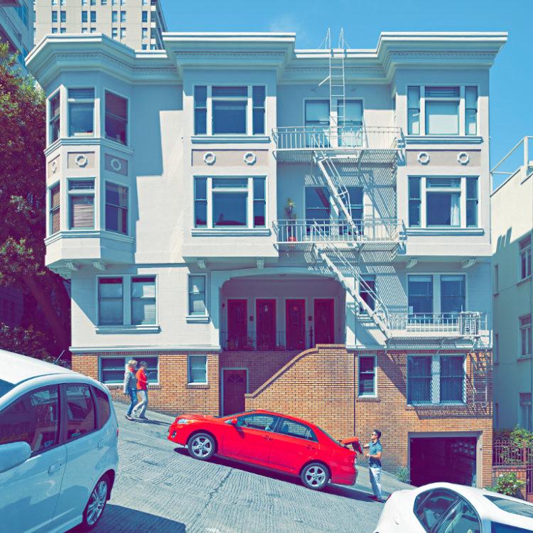 San Francisco @ Guillaume Satre