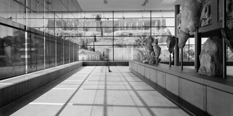 Erieta Attali Bernard Tschumi. New Acropolis Museum