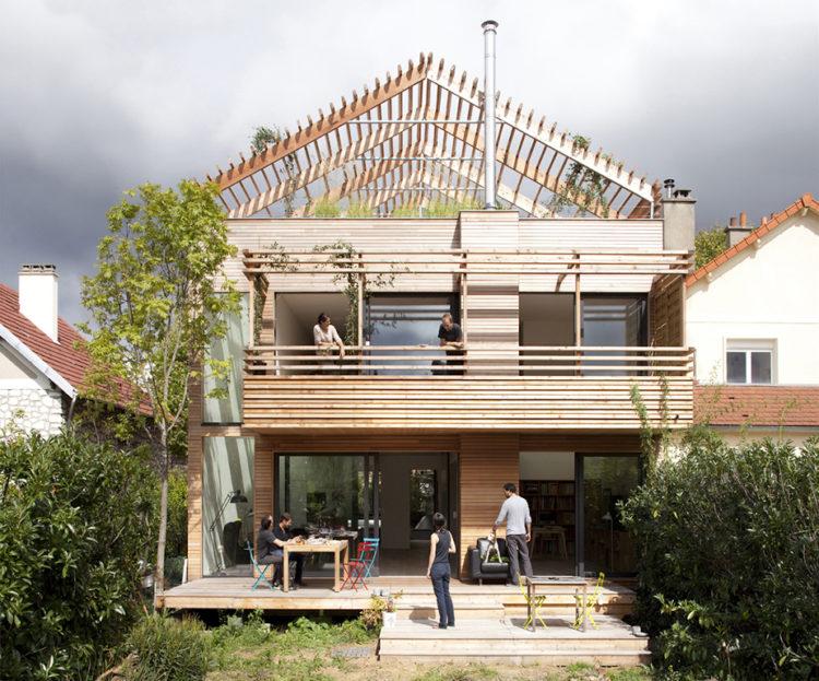 Maison Individuelle, Djuric-Tardio architectes