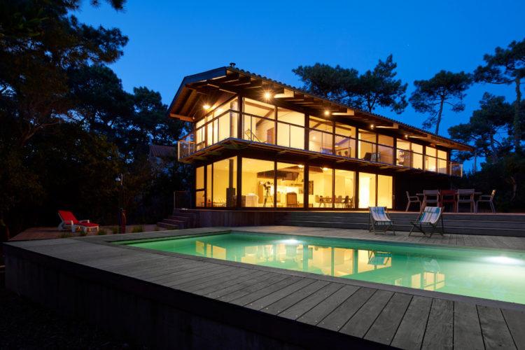 Villa Cap Ferret (Touton architectes)