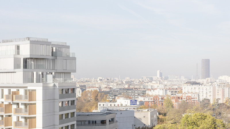 ZAC Paul Bourget à Paris : trois lots, quatre agences, trois bâtiments, une typologie