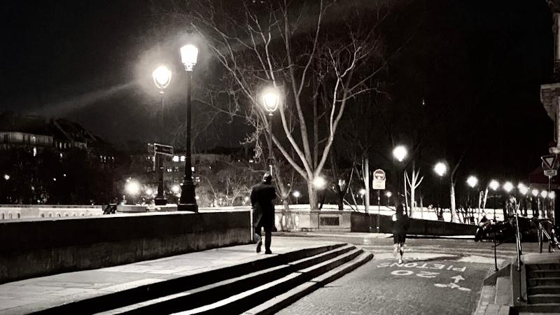 Echoes of Absence | Lockdown Paris, par Erieta Attali