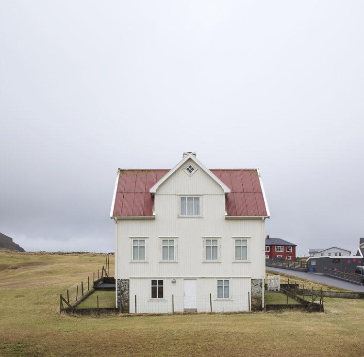 Hvalba, Suðuroy. Îles Féroé.