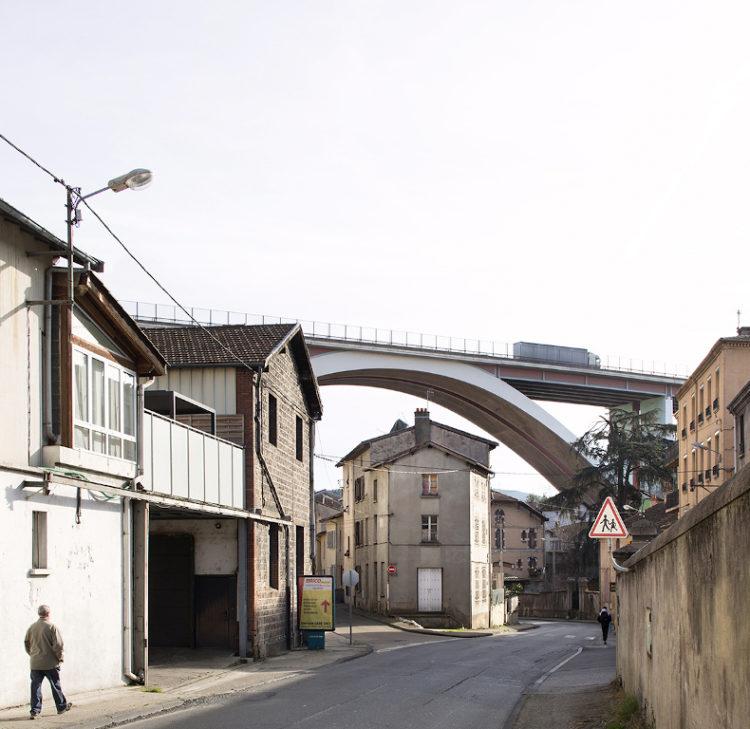 Rive-de-Gier, Loire. 2020