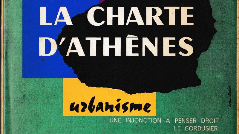 De la charte d'Athènes : concept de fonction urbaine et zonage