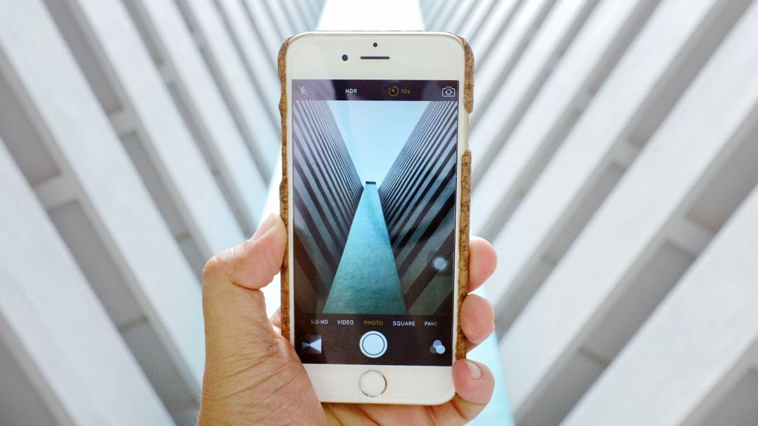 Chronique du Geek - Les meilleures applications mobiles de photographie