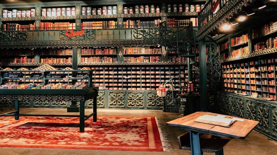 Des sardines et des livres