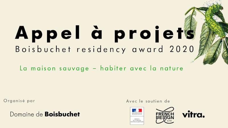 Appel à projets : Boisbuchet Residency Award 2020
