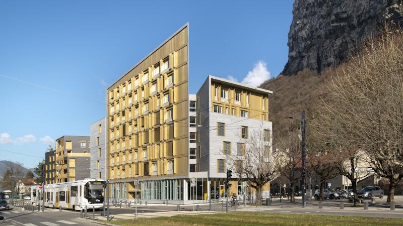 Séméio architecture en terrain conquis à Saint-Martin-Le-Vinoux ?