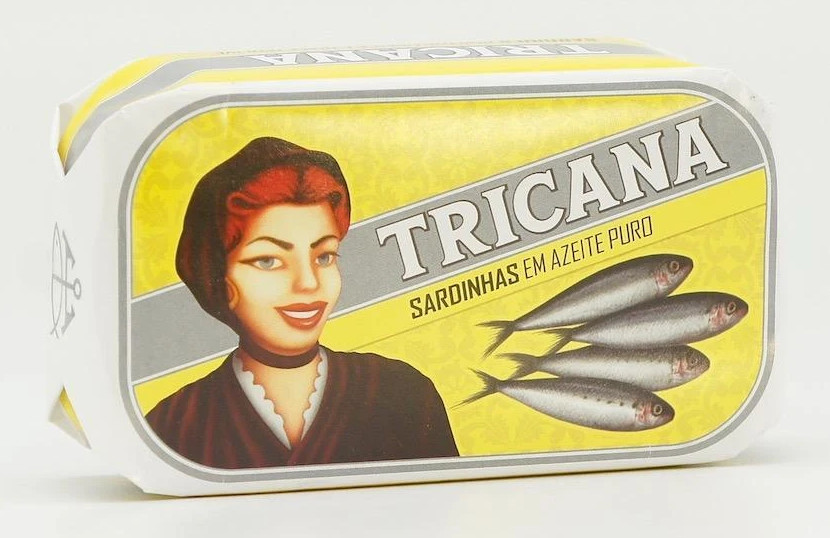 sardines Tricana