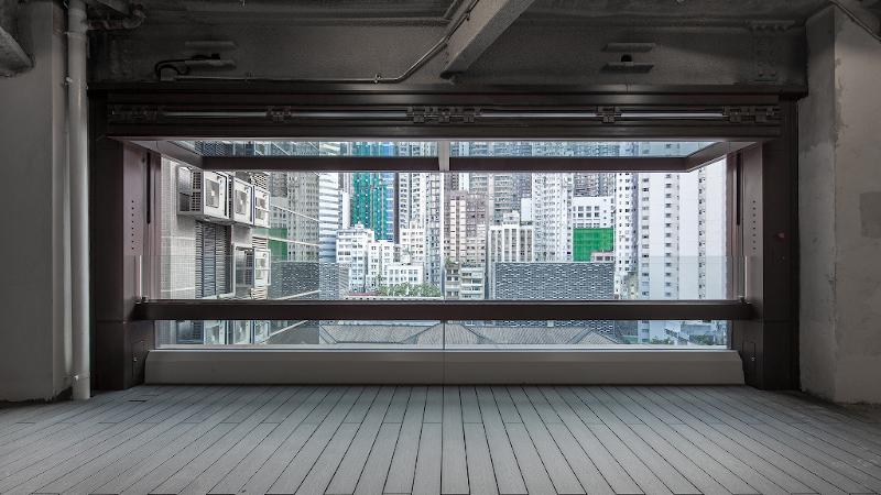 H Code, par CL3, un IGH convivial dans le contexte dense de Hong Kong