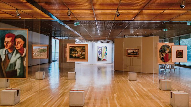 Art on display et déconfinement : quelle scénographie pour les architectes ?