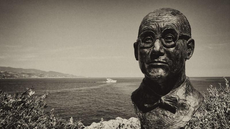 Athènes Le Corbusier