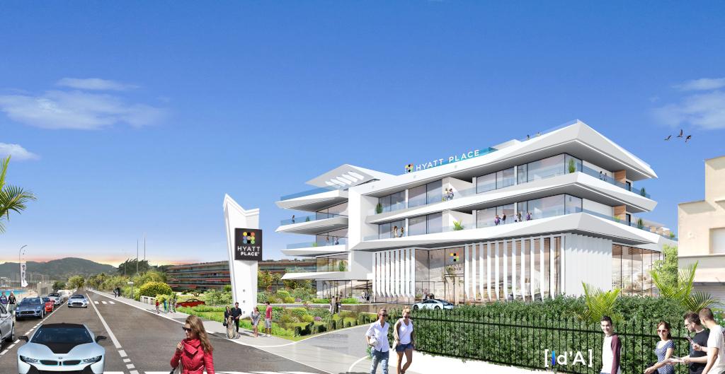 Hyatt Place Cannes Boulevard de midi Ouest