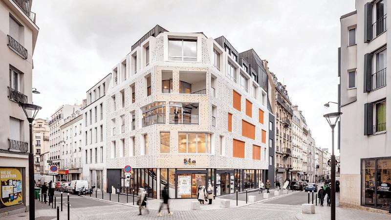 A la Goutte d'Or : le 360° Paris Music Factory signé aEa