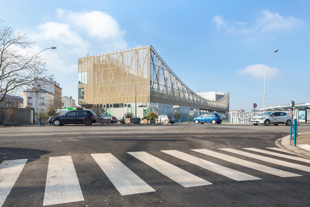 Port Chemin vert - Archi5