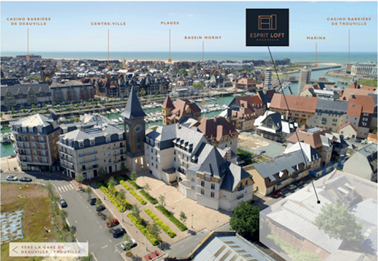 Faubourg Immobilier Situation