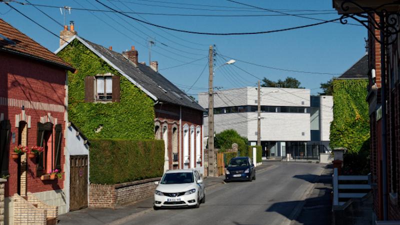 Manufacture Camille Fournet à Tergnier, Picardie, par Boris Cindric