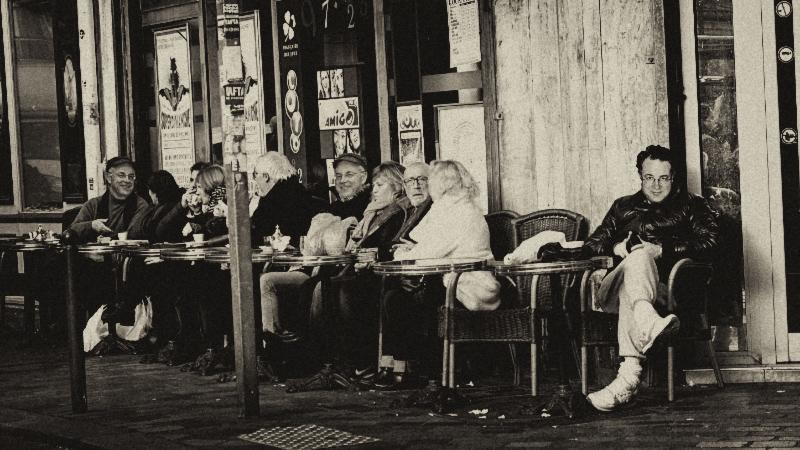 Kamel du café du Commerce