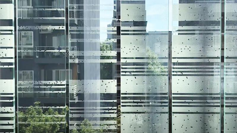 Un immeuble de bureaux à Buenos Aires par Architecturestudio