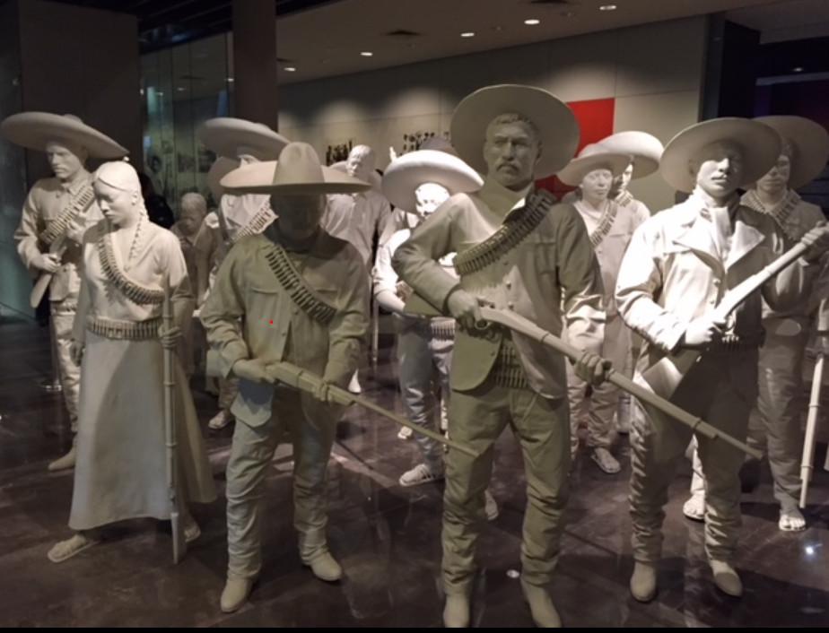 adjoints de l'armée mexicaine