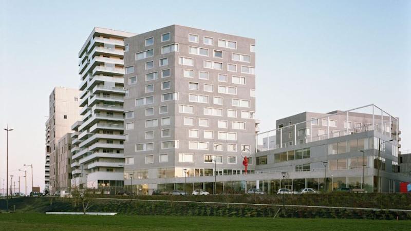 Campus créatif, à Rennes, par Philippe Dubus