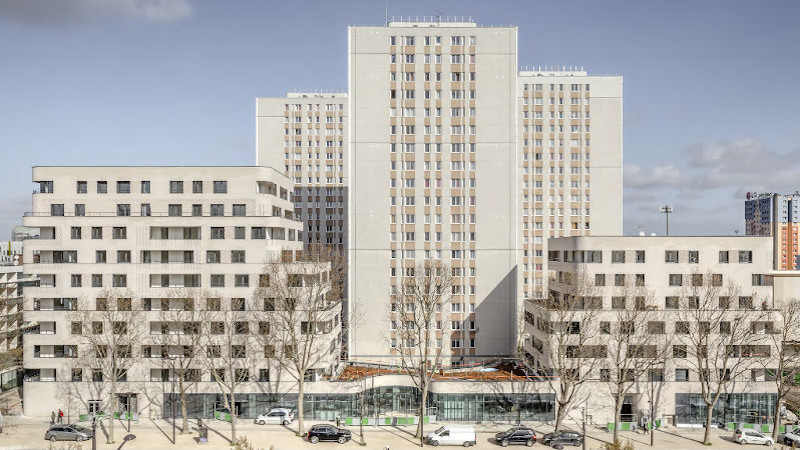 A Paris, 72 logements (+ crèche et commerces) signés ITAR