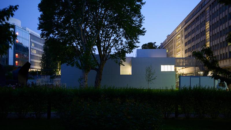 A Paris, le centre d'exploration fonctionnelle de Jussieu signé Transform
