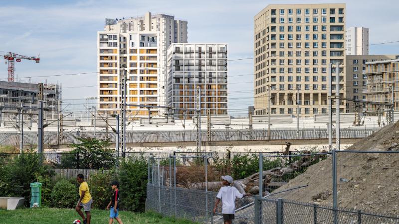 A Paris, 254 logements signés Brenac & Gonzalez et MOA