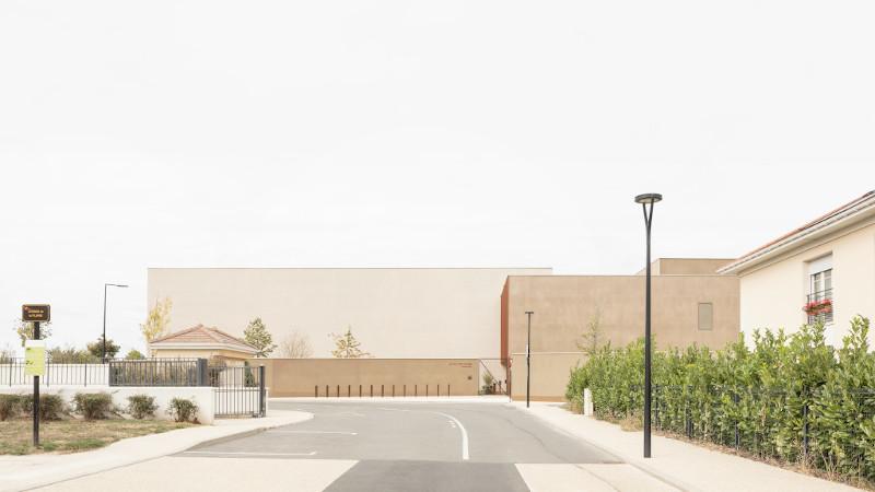 A Villepreux, un centre sportif signé Joly-Loiret