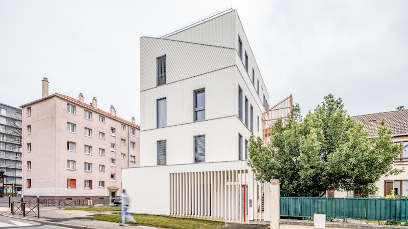 A Villejuif, WRA transforme le microfoncier en 'Friendly building'