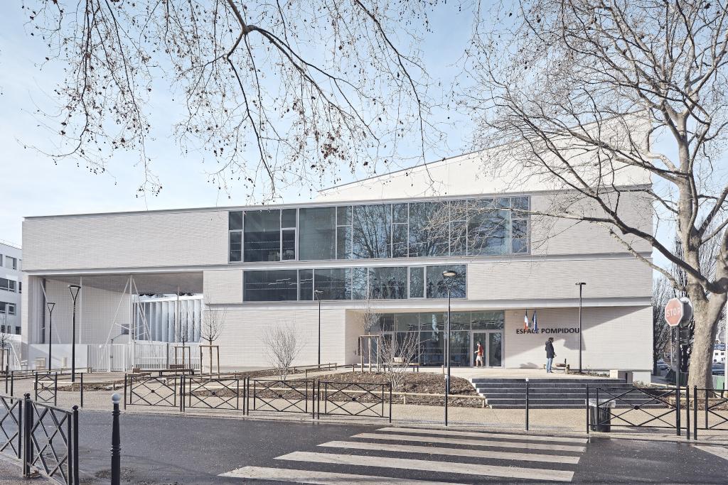 Espace Pompidou - Courbevoie