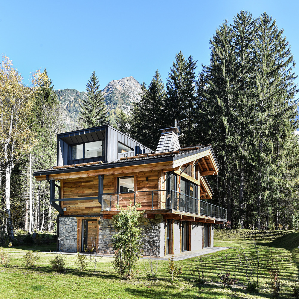 Maison Chalet Chevallier Chamonix