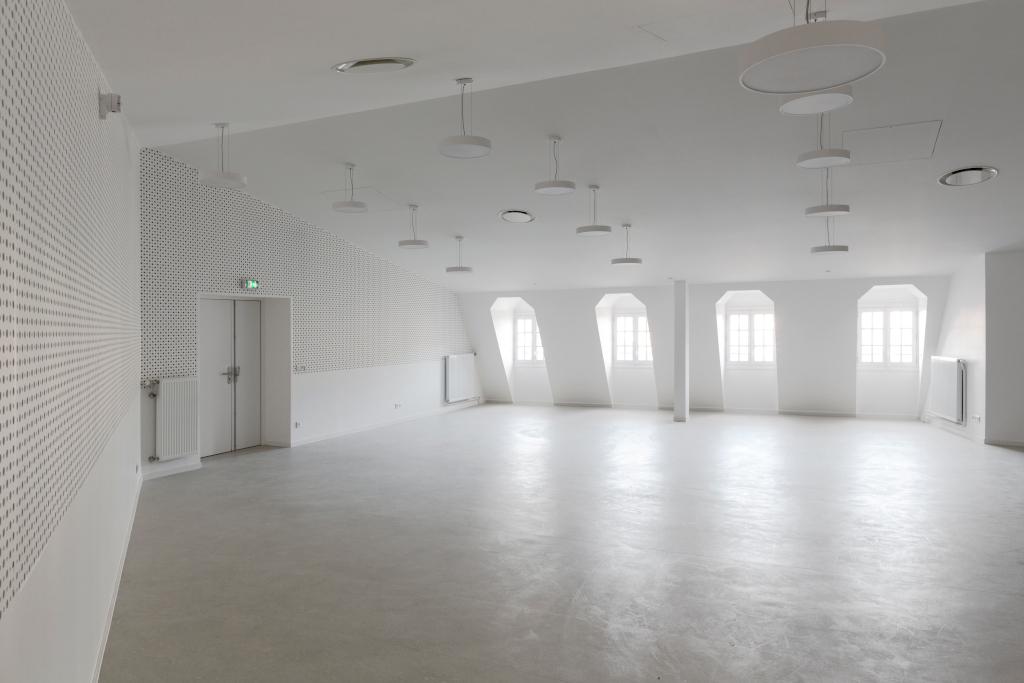 PARC Architectes Auditorium Versailles