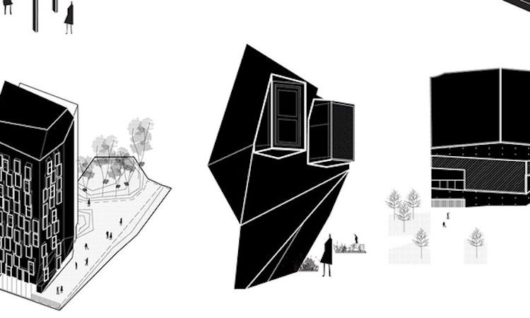 L'architecture est un territoire – Rémy Marciano Architecte
