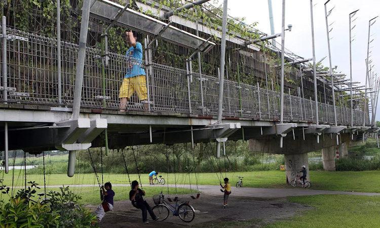 Fabriquer des lieux avec Fieldoffice, de Taïwan à Bordeaux