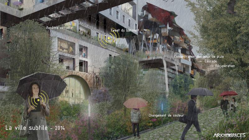 Data center et méta-plateforme urbaine : lieux de stockage de la mémoire ?
