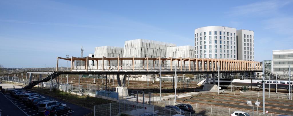 Gare Saint-Laud Angers