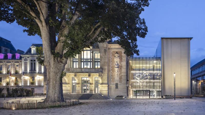 Le théâtre Legendre d'Evreux remis à jour par OPUS 5