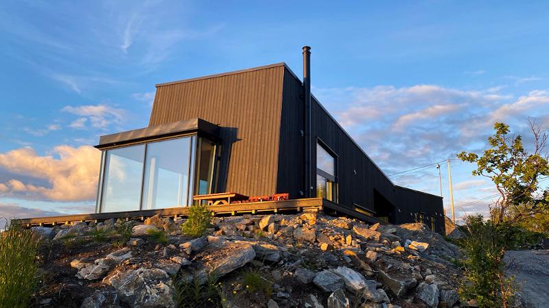 En Norvège, la maison signée Hans-Petter Bjørnådal, si proche du cosmos