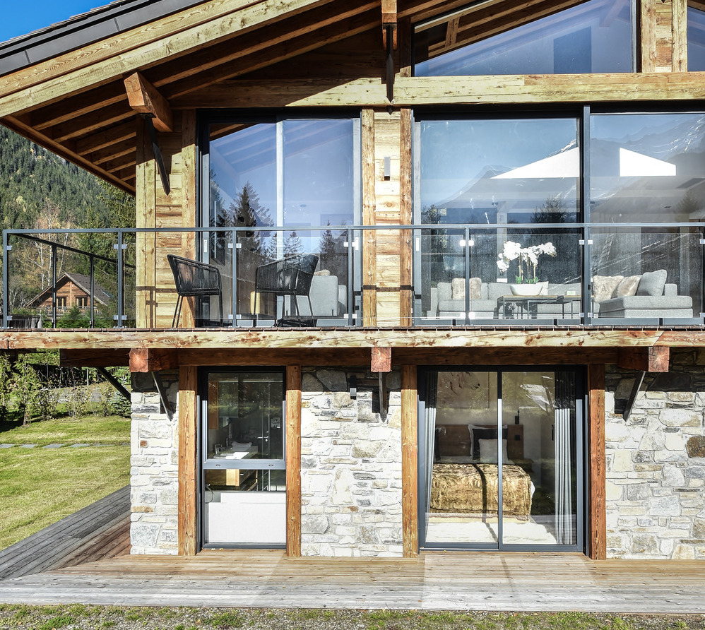 Maison Chevallier Chamonix