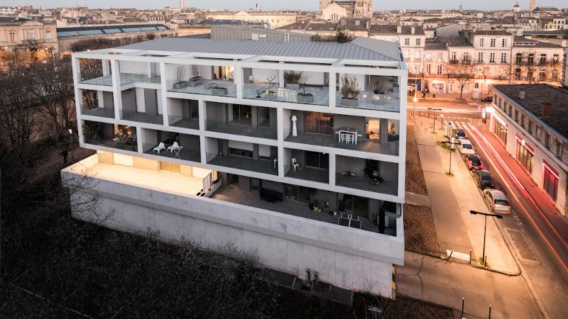 D'un immeuble de bureaux, 22 logements à Bordeaux signés Cambium