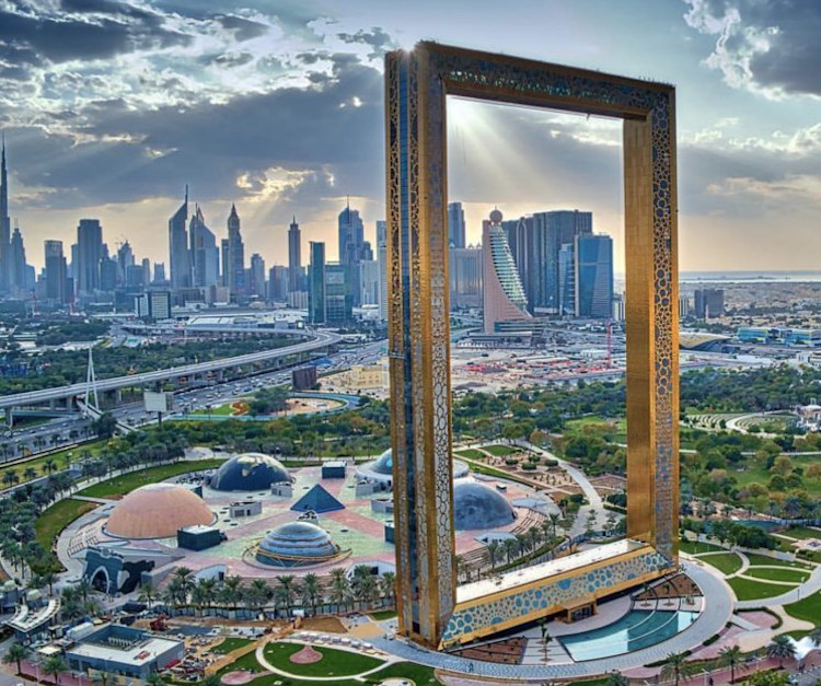 Eternal Dubaï Frame